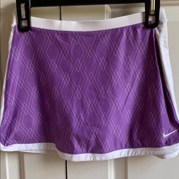 Nike Dresses & Skirts - Purple Nike Skirt